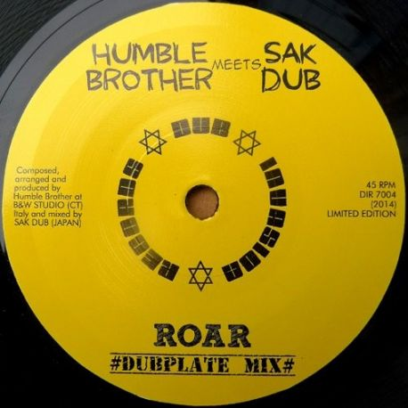 Humble Brother /  Sak-Dub-I - Roar - 7""