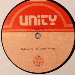 """Richie Davis /  Mikey Murka - Lean Boot / Ride The Rhythm - 12"""""""