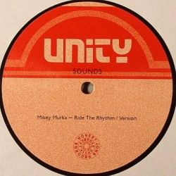Richie Davis /  Mikey Murka - Lean Boot / Ride The Rhythm - 12""