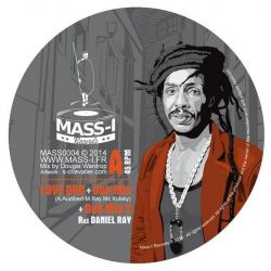 Ras Daniel Ray - Love Dub - 10""