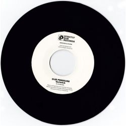 """Dixie Peach /  Variedub - Pressure - 7"""""""