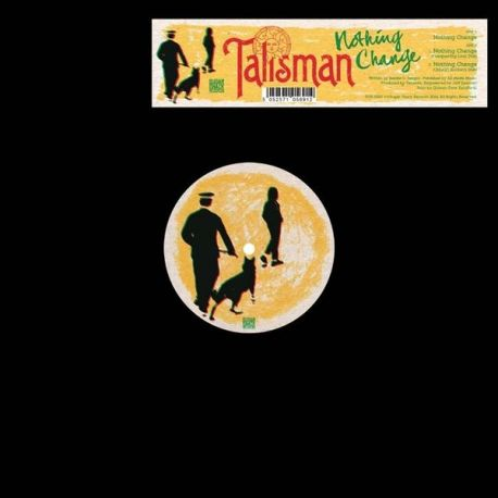Talisman  - Nothing Change - 12""