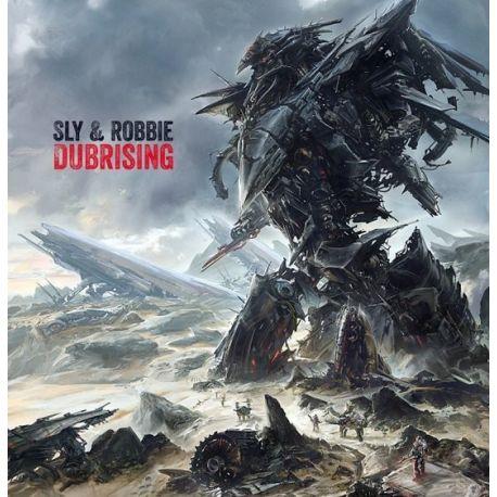 Sly & Robbie - Dubrising - LP