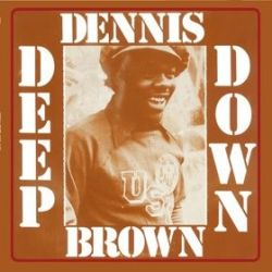 Dennis Brown - Deep Down - LP