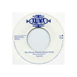 Aquizm /  Mad Professor - The African Warrior - 7""