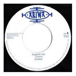 Sister Audrey - English Girl - 7""