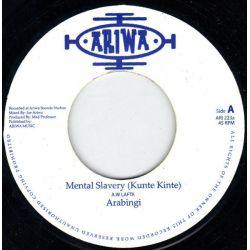 """Arabingi - Mental Slavery (Kunte Kinte) - 7"""""""