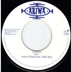 Ariwa Posse /  Little Roy - Caution - 7""