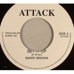 Barry Brown - Set It Up - 7""