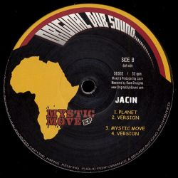 "Jacin - Mystic Move EP - 12"""