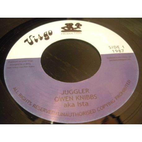 """Owen Knibbs - Juggler - 7"""""""