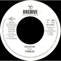Camajia - Education - 7""