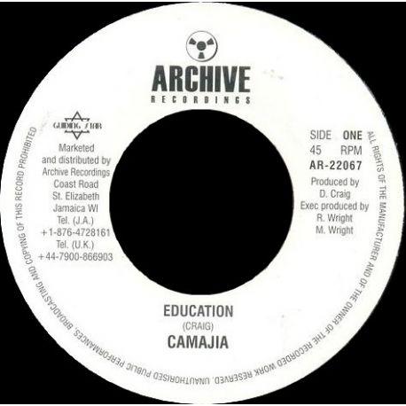 """Camajia - Education - 7"""""""