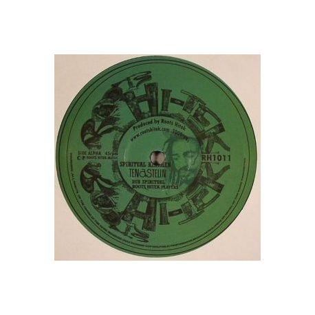 "Tenastelin /  Roots Hitek - Spiritual Kinsmen - 10"""