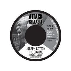 Joseph Cotton - The Digital - 7""
