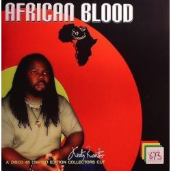 Keety Roots - African Blood - 12""