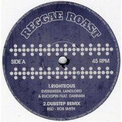 Evergreen , Landlord  & Ruckspin - Righteous - 12""
