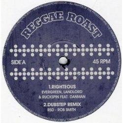 "Evergreen , Landlord  & Ruckspin - Righteous - 12"""