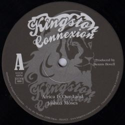 Joshua Moses  - Africa Is Our Land - 12""