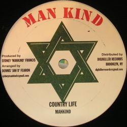 """Mankind  - Country Life / These Three Girls - 12"""""""