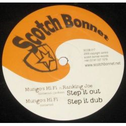 Mungo's Hi-Fi - Step It Out / Working Harder - 12""