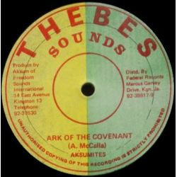 """Aksumites - Ark Of The Covenant - 12"""""""
