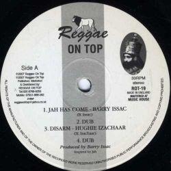 """Barry Issac . Hughie Izachaar . Amhari - Jah Has Come - 12"""""""