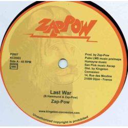 "Zap Pow - Last War - 12"""