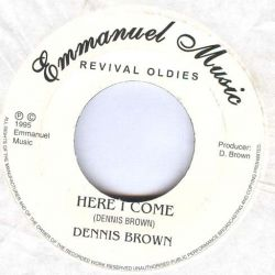 Dennis Brown - Wolf & Leopard / Here I Come - 7""