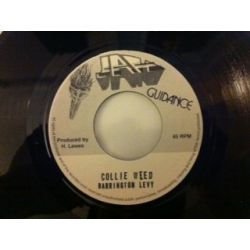 Barrington Levy - Collie Weed - 7""