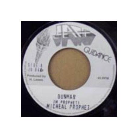 """Michael Prophet - Gunman - 7"""""""