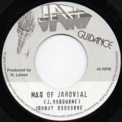 Johnny Osbourne - Man Of Jahoviah - 7""