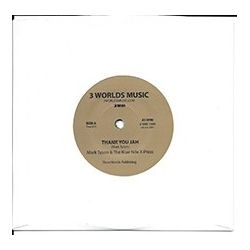 "Mark Tyson /  Blue Nile X-Press, The - Thank You Jah - 7"""