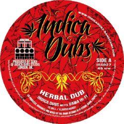 "Indica Dubs /  Dawa Hifi - Herbal Dub - 7"""