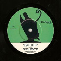 "John Milk - Temper The Dance / Temper The Dub - 7"""