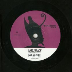 Earl Wonder - A Holy Place / A Holy Dub - 7""