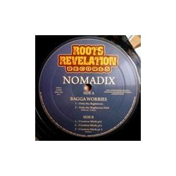 Nomadix Feat. Bagga Worries - Only The Righteous , Creation Myth - 12""