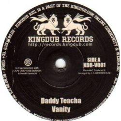 "Daddy Teacha - Vanity - 7"""
