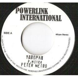 """Peter Metro - Yardman - 7"""""""