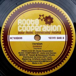 "Jacko  /  Daman - Sound System - 7"""