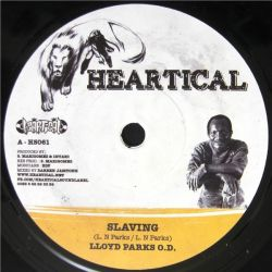 Lloyd Parks - Slaving - 7""