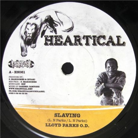 "Lloyd Parks - Slaving - 7"""