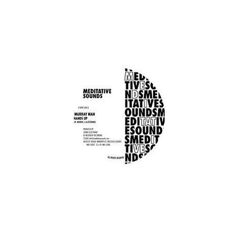 "Murray Man /  Afrikan Simba - Hands Up / Root Of All Evil - 10"""