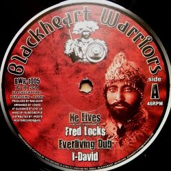 Fred Locks /  Sista Beloved - He Lives / Be Still - 10""