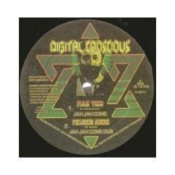"""Ras Teo /  Reuben Addis - Jah Jah Come - 10"""""""