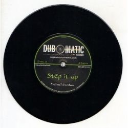 Michael Exodus - Step It Up - 7""