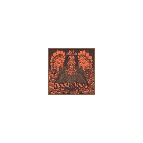 "Dub Smugglers - Thanks & Praise / Rasta Praise - 12"""