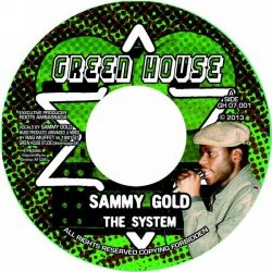 Sammy Gold - The System - 7""