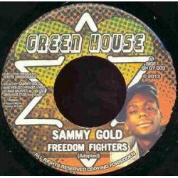 "Sammy Gold - Freedom Fighters - 7"""