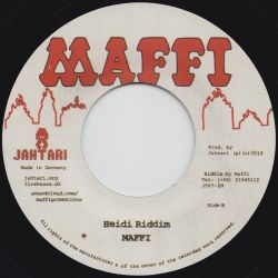 Speng Bond - White Horse / Heidi Riddim - 7""